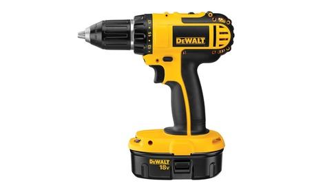 Dewalt Tools DWTDC720KA 18 Volt Drill Kit 1e6729d8-581d-4056-9013-b1474d3ce34d