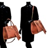 MMK Collection Christine iN Trend Satchel handbag with Matching Wristlet(6646)