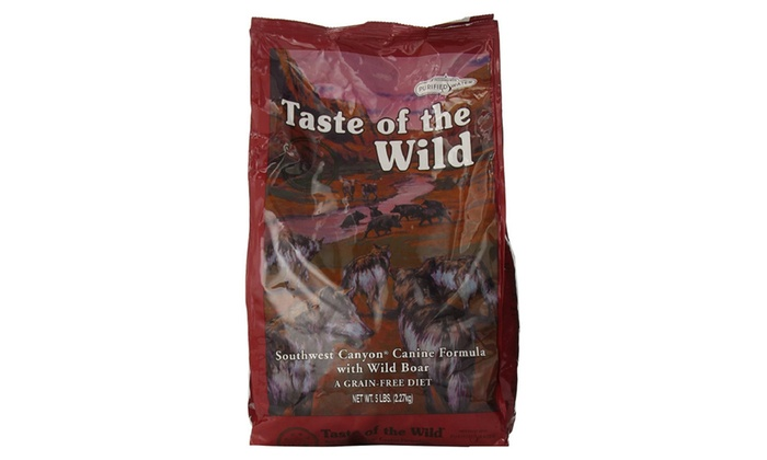 image regarding Taste of the Wild Coupons Printable titled Style of the Wild Dry Doggy Meals Groupon