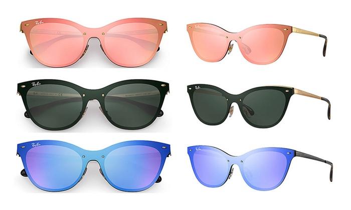995358a2e5 Ray-Ban Blaze Aviator and Clubmaster Sunglasses