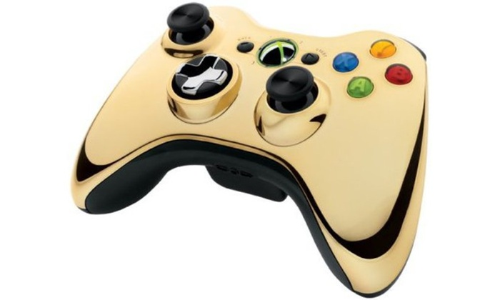 Up To 25% Off on Xbox 360 Wireless Controller | Groupon Goods
