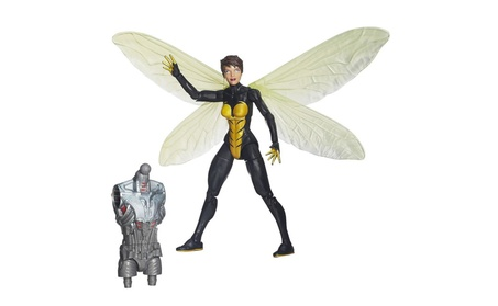 Marvel Legends Infinite Series: Wasp Action Figure Ant-Man Ultron Toy 08e7cae7-b222-43d5-9aa7-3335aaebccd4