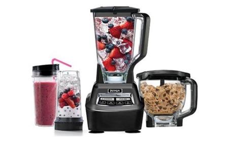 Ninja Mega Kitchen System (Blender, Processor, Nutri Ninja Cups) 9a596706-6ebb-4465-a88f-e1159c3286e7