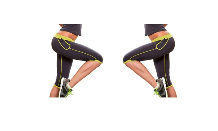 High Quality Fitness Workout Racer Pants with Pockets