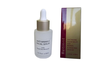 Effective Therapeutic Anti Wrinkle Facial Serum Skin Care