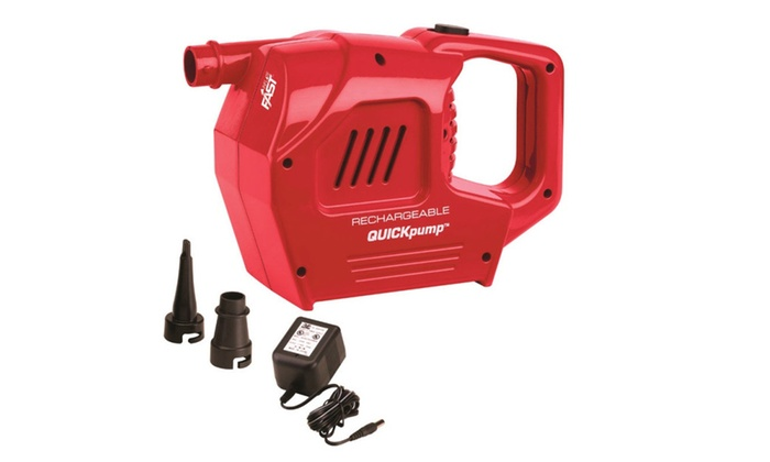 Coleman 2000017848 Rechargeable Quickpump
