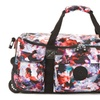 Kipling Discover Small Wheeled Duffle Bag - Wild Flower