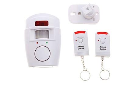 Home Security Wireless Alarm System IR Motion Sensor Detector de96b4e3-7595-4fb1-bd89-ce010cdcacb4