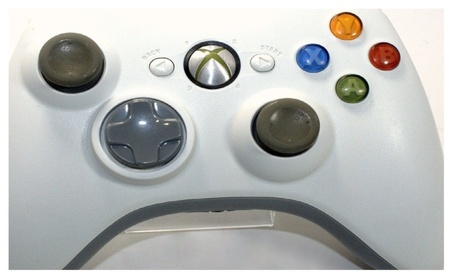 Microsoft Xbox 360 Wireless Controller Remote 41cdf469-0555-4ef7-933b-c1f190020def