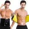 Men's Waist Trimmer Toning Ab Belt