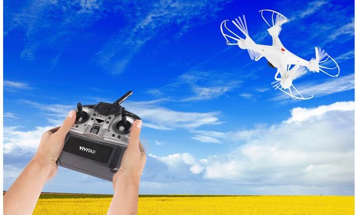 Vivitar DRC-120 Aerial Camera Drone