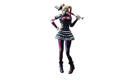 Square Enix Batman Arkham Knight Play Arts Harley Quinn Action Figure e674a5d8-fb0e-4ade-a55d-24c4e272c35c