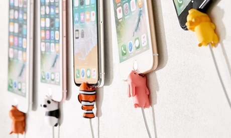 Cable Bite Cable Accessory for Mobile Devices