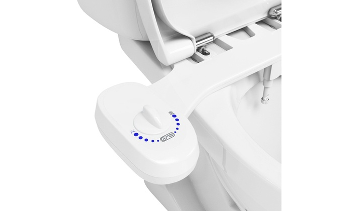 Self Cleaning Toilet Seat Bidet Attachment Livingsocial