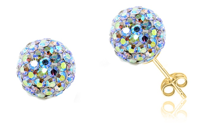 Up To 77 Off On Solid 14k Gold Aurora Boreali Groupon