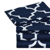 Printed Duvet Cover Set - Brushed Velvety Microfiber