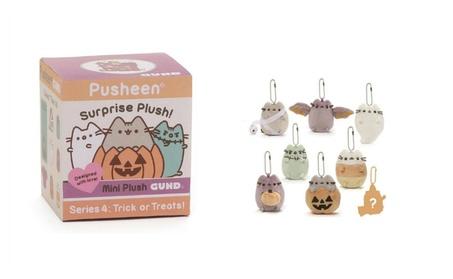 Gund Pusheen Surprise Plush Series #4 Halloween Toy 3932f9a3-3d41-4af6-a246-c18db3e378a5