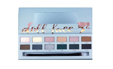 "Doll Face ""SMOKE"" gets in your eyes Eyeshadow Palette 1747a66a-a3bd-4c4f-af37-3e185983008c"