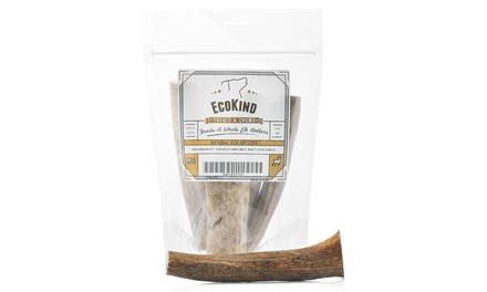Grade A Elk Antler Dog Chews - 1 lb Bag