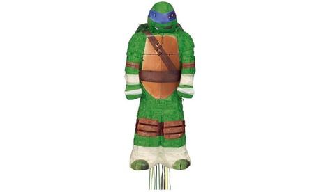 Teenage Mutant Ninja Turtles Pull-String Pinata Party Supplies 3f1eee3a-8240-41ea-99c8-accddb4b1818