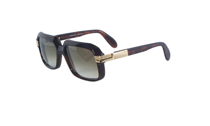 a7bcddb723f2 Cazal Sunglasses 607 080 Amber Tortoise Brown Vintage