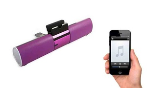 DG Bluetooth Speaker Bar - Purple