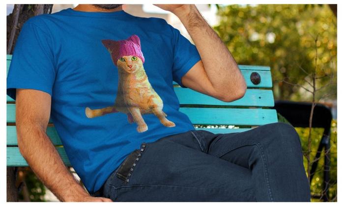 Resistance Kitty / Men's Tee