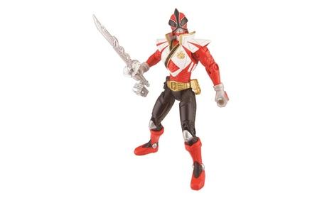 Power Ranger 4inch Figure Super Mega Ranger Fire 82786533-6490-41cc-b98a-11169cf80124