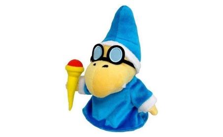 "Super Mario Magikoopa Kamek Plush 7"" Stuffed Animal 1ce9d9c9-6880-44ae-833d-ce552526fef9"