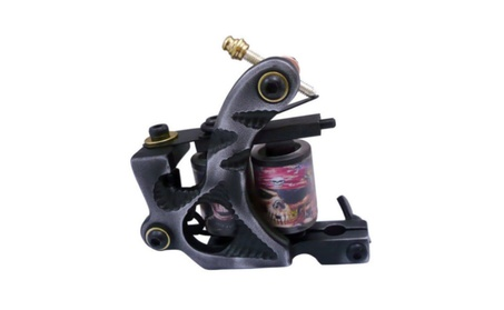 Kit 2 Machine Gun 28 Ink Needle Power Solong Tattoo Complete Tattoo 273089ee-4e8c-4365-a99f-14080f2c774f