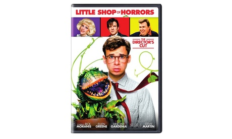 Little Shop of Horrors: The Director's Cut (DVD) d21c6fe0-36cc-4e31-b50c-2c68eb64d2aa
