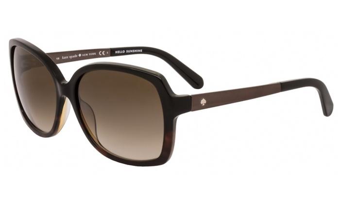 e52411f48e4d8 Kate Spade Darilynn S Sunglasses Black Tortoise Fade (CC brown gradien