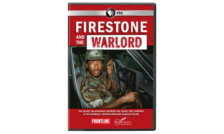 FRONTLINE: Firestone and the Warlord DVD 2695600e-4298-4329-98ab-0c52f2e05120