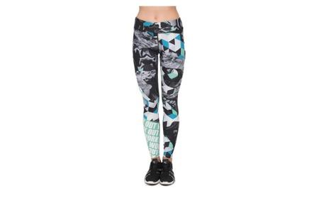 Workout Graphics Women's Leggings Printed Yoga Pants Workout 1d973b0f-d690-46f8-8c51-04cfc07a61c9