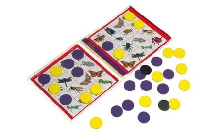 Talicor 805MI Insects Magnetic Tic Tac Twice Game e49e72eb-91e6-422e-a956-42368f6be479