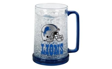 Detroit Lions Crystal Freezer Mug 35a85a7e-c1e5-4b16-96d1-c5c0f5a21d39