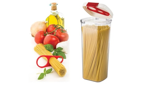 Prep Solutions Pasta Keeper with Spaghetti Portion Measuring Tool a8336423-f025-4239-9199-9e00d352df17