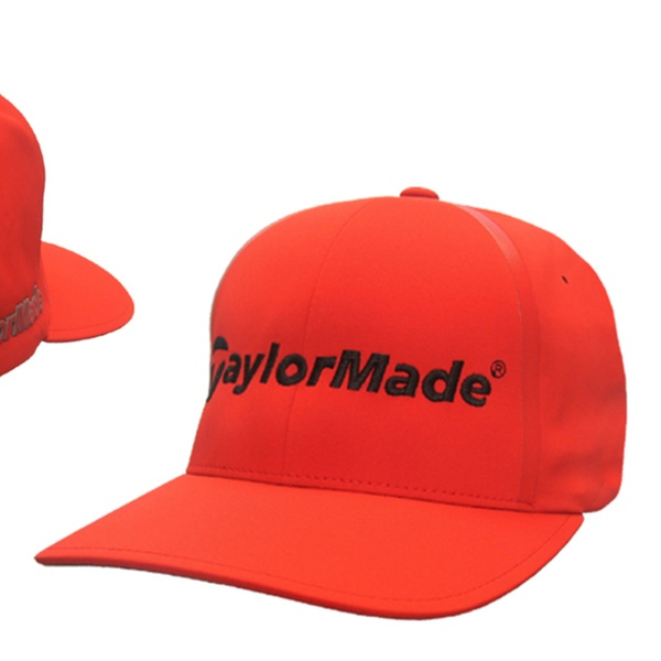 TaylorMade Adidas Golf Flexfit Delta Fitted Hat
