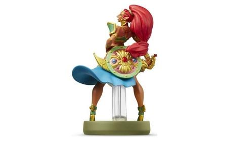 Nintendo® UrbosaGerudo Champion: Breath of the Wild amiibo Figure 30eb27d0-8b8d-4df5-a121-79e2fe84c7a0
