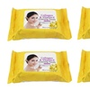 Hypoallergenic Oil Free Cleansing Tissues With Collagen & Vitamin E