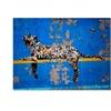 Banksy 'Bronx Zoo' Canvas Art