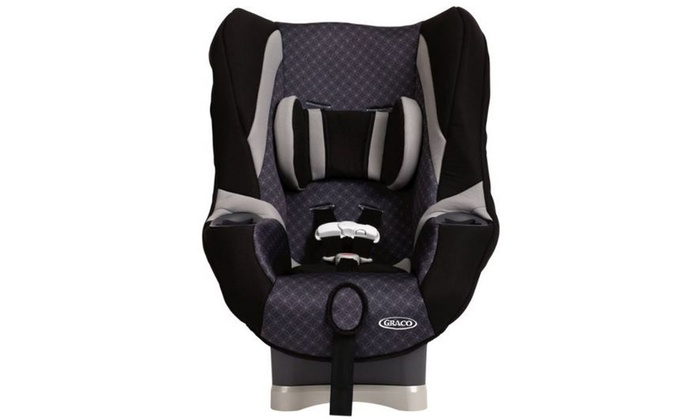 Toddler Car Seat Latch Safety Convertible Dual Holders Machine Washable Cushion
