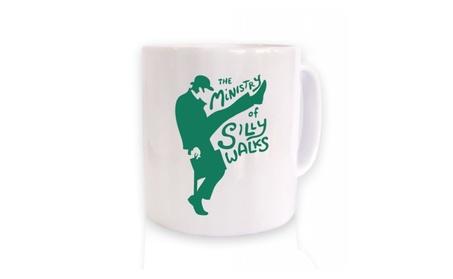 The Ministry Of Silly Walks Mug cd0e9fad-2d4b-45c2-88f1-c0d2b3e8baa8