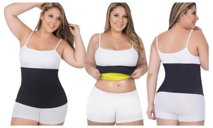 Premium Stomach Tummy Slimming Ab Wrap Fat Burnner