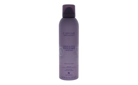 Caviar Anti-Aging Thick & Full Volume Mousse by Alterna - 8 oz 93b19729-fe81-4344-9a9a-4a06f9fab098