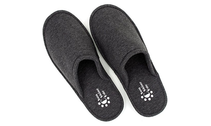 42513f33e3b Men s Cotton Indoor Spa House Washable Slippers