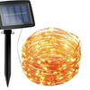AMIR Solar Powered String Lights 150 LED, 2 Modes