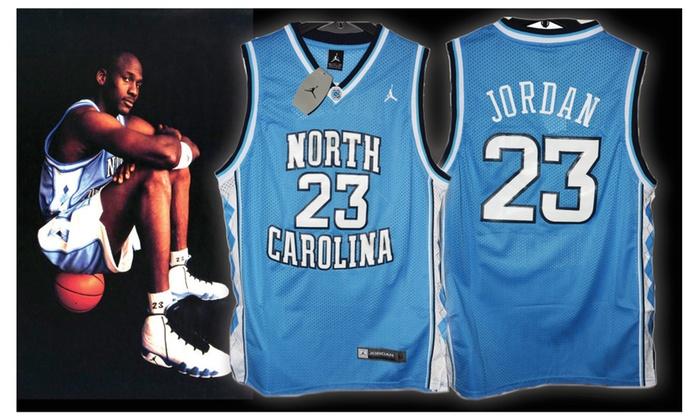 new product e4fd6 aa3a0 Michael Jordan UNC Tar Heel Jersey (Jordan Brand) Size Adult Medium