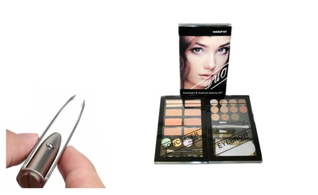 New Concealer & Eyebrow Duo Makeup Kit With Free Eyebrow Hair Removal a4f966b5-bb59-4aac-9bd8-62d80f63f1dc