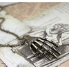 Skeleton Of Hand Design Punk Rock Necklaces Fashion Steampunk Jewelry